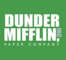 Dunder Mifflin Baby Tee