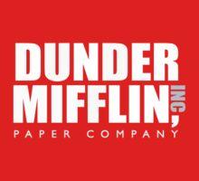 Dunder Mifflin One Piece - Long Sleeve