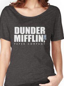 Dunder Mifflin Women's Relaxed Fit T-Shirt