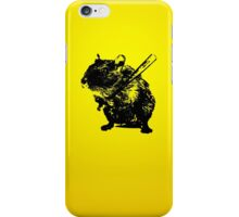 Angry mouse iPhone Case/Skin