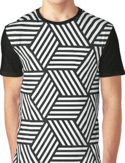 Isometric Graphic T-Shirt
