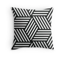 Isometric Throw Pillow