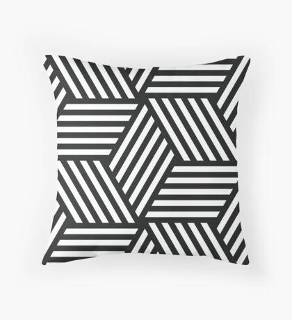 Isometric Throw Pillow