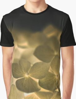 Glow Blossoms Graphic T-Shirt