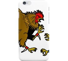 Rooster 578 iPhone Case/Skin