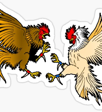 Rooster 578 Sticker