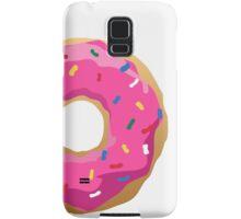 Simpsons Iconic Doughnut  Samsung Galaxy Case/Skin