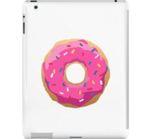Simpsons Iconic Doughnut  iPad Case/Skin