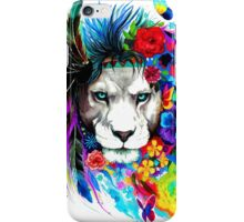 King Leo iPhone Case/Skin
