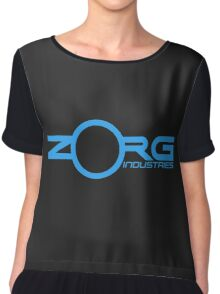 ZORG Industries Chiffon Top