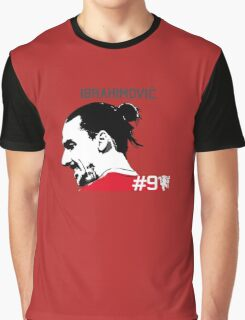 Ibrahimovic #9  Graphic T-Shirt