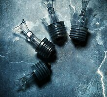 Broken bulbs by JBlaminsky