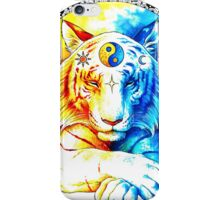 Zen Tiger iPhone Case/Skin