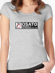 Osato Chemical Engineering Women's Fitted Scoop T-Shirt