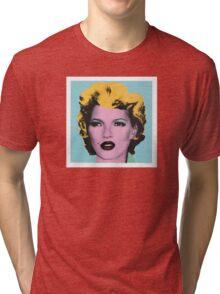 Banksy - Kate Moss Tri-blend T-Shirt