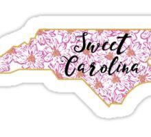 Sweet Carolina Sticker