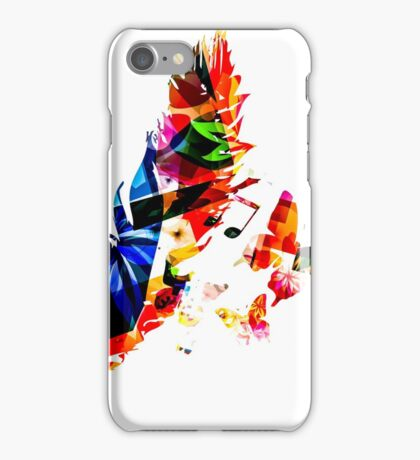 Feather Music iPhone Case/Skin
