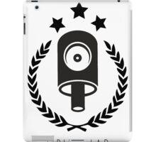 Iconic Cap Grime Lab iPad Case/Skin