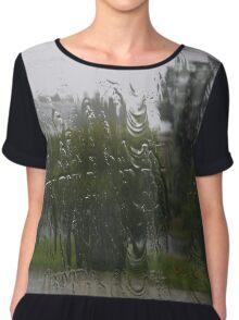 Monsoon Art Chiffon Top