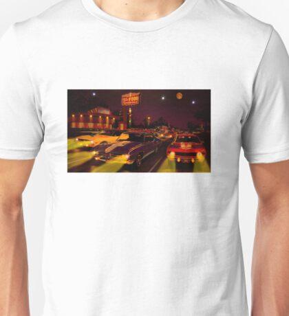 The Big 3 Street Racing Unisex T-Shirt