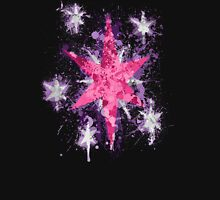 Twilight Sparkle CM Splatter Unisex T-Shirt