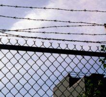 fence Sticker