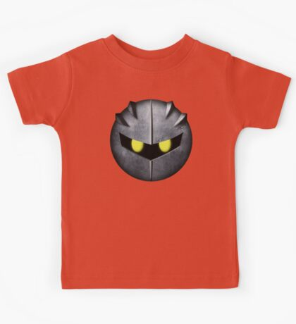 Meta Knight Mask Kids Tee