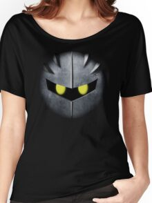 Meta Knight Mask Women's Relaxed Fit T-Shirt