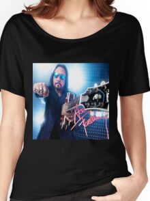ace frehley music style tour 2016 Women's Relaxed Fit T-Shirt