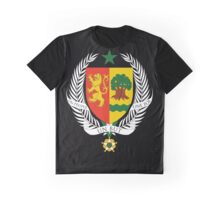 Coat of arms of Senegal Graphic T-Shirt