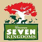 The Seven Kingdoms by moysche