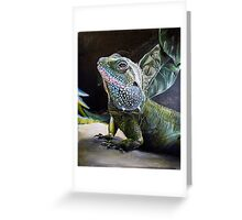 The Cameleon Watches  Greeting Card