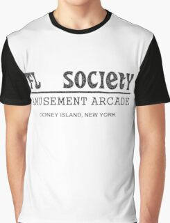 Mr. Robot FSociety Graphic T-Shirt