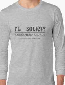 Mr. Robot FSociety Long Sleeve T-Shirt