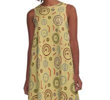 Gauge A-Line Dress