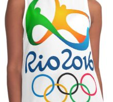 Olympic Rio 2016 Contrast Tank