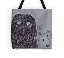 Walking the Turtle Tote Bag