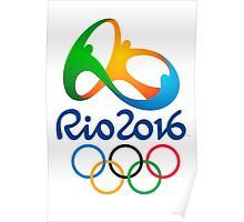 Olympic Rio 2016 Poster
