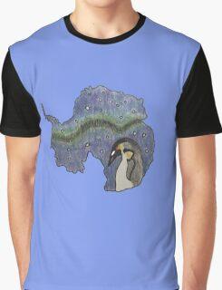 Antarctica Graphic T-Shirt