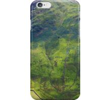 Side Pike From Stickle Ghyll, Great Langdale,Lake District iPhone Case/Skin