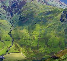 Side Pike From Stickle Ghyll, Great Langdale,Lake District by rennaisance