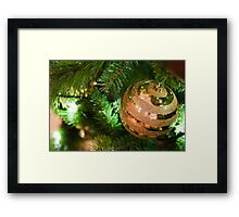 Merry Christmas to all!! Framed Print