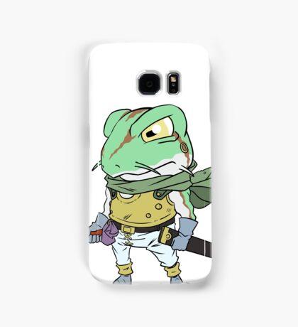 Chrono Trigger Frog Samsung Galaxy Case/Skin