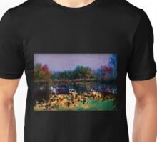 Beautiful abstract landscape Unisex T-Shirt