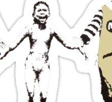 Banksy - Napalm Sticker