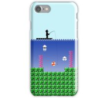 Mario Fishing iPhone Case/Skin