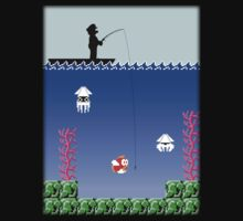 Mario Fishing T-Shirt