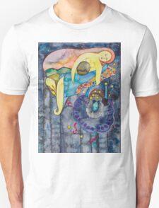 The evening, an allegory T-Shirt