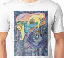 The evening, an allegory Unisex T-Shirt