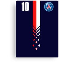 Paris Saint-Germain Design - Alternate Version Canvas Print